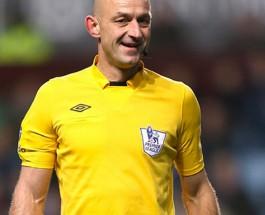 Infamous Premier League Refereeing Blunders
