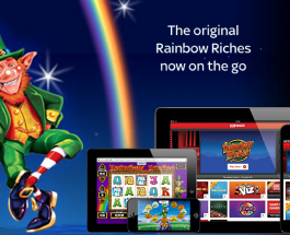 Sky Vegas Launches Rainbow Riches for Mobile