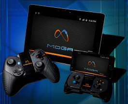 Smartphone Gaming gets Better with Moga Controller