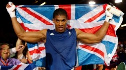Britain's Anthony Joshua Prepares to Fight Konstantin Airich