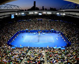 Gambling Adverts Criticised at Australian Open