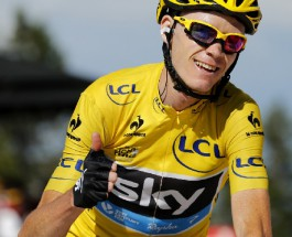 Chris Froome Bookies' Favourite to Win Tour De France