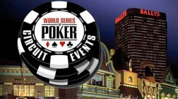 WSOP Circuit National Championship to Take Place at Bally's Atlantic City
