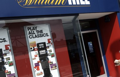 William Hill Expands William Hill Betting Shop TV
