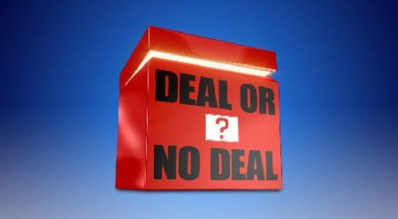 Deal or No Deal Slot £153,757 Jackpot Won By Player