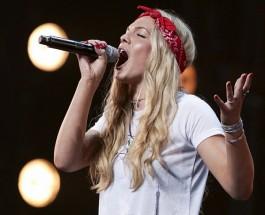 Louisa Johnson Remains X-Factor Favourite