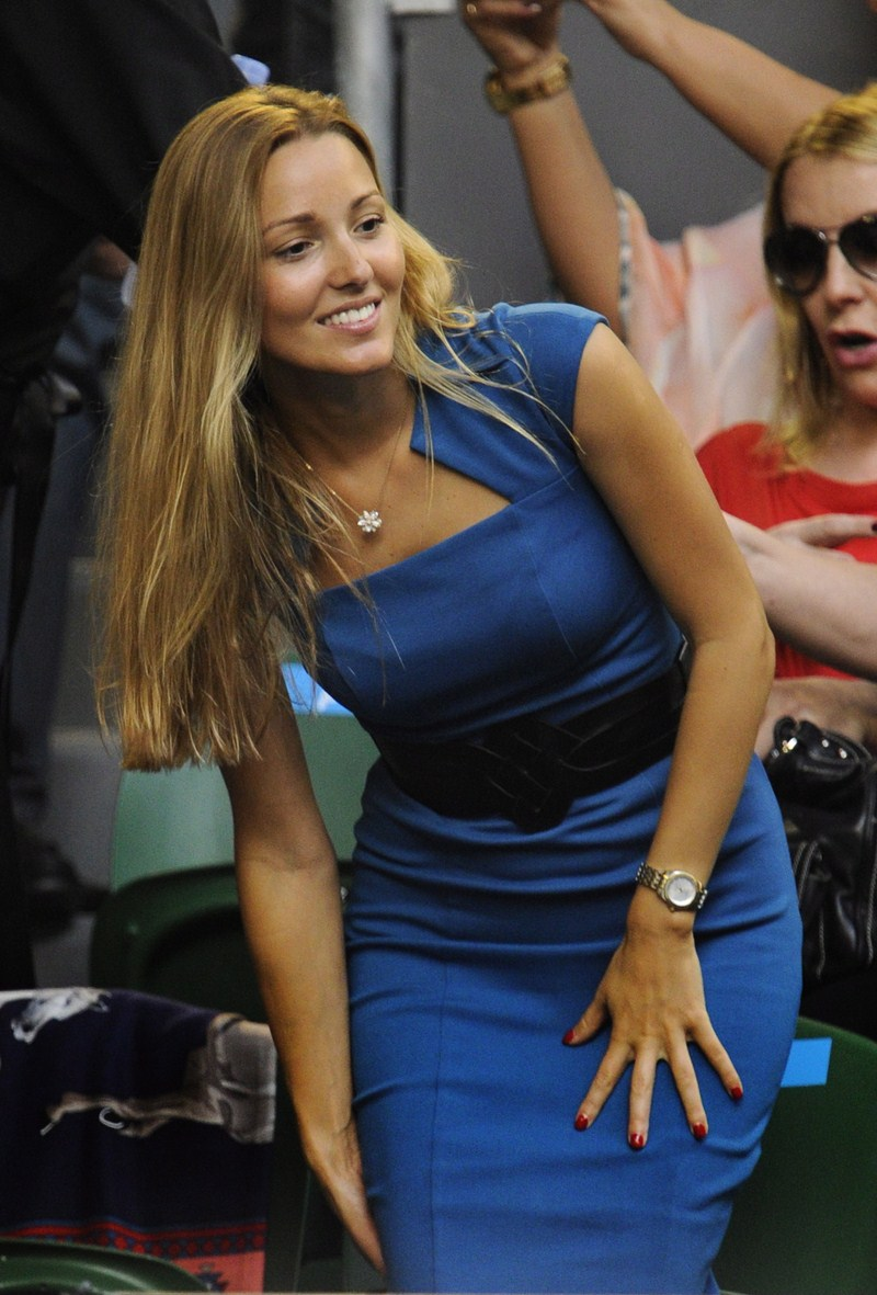 Top 10 Wags Of The World S Best Professional Athletes