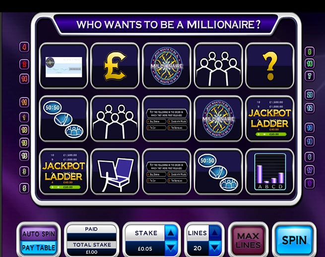 free who wants to be a millionaire