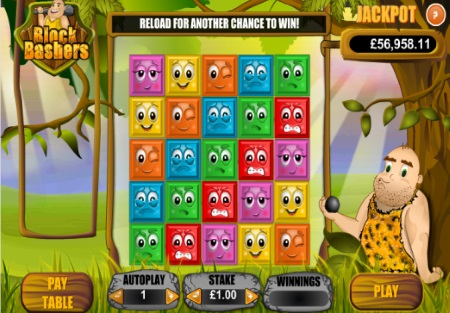 Block Bashers Slot Pays Out £32,077.98