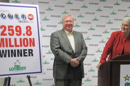 Powerball Lottery $259 Million Winner Shares His Winnings