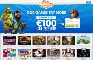 Slotty Vegas - New Online Casino