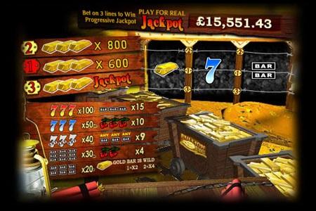 Bullion Bonanza Jackpot Pays Out £7,439