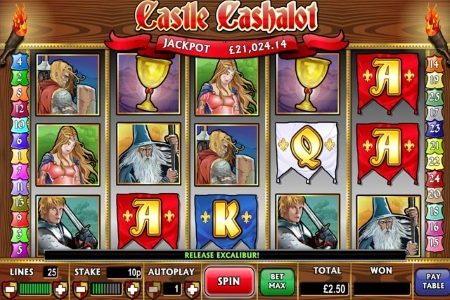 Castle Cashalot Slot - £308,246.12 Jackpot Paid