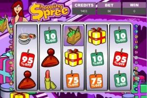 Shopping Spree Jackpot Ready to Payout $1.8 Million