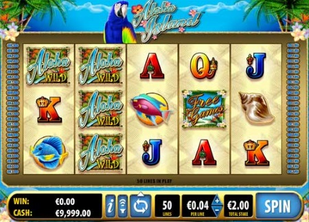 Aloha Video Slot Launched By Bally