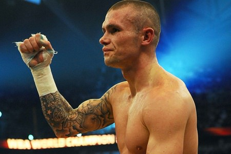 Martin Murray vs. Max Bursak