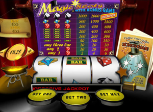 $183,905 Jackpot Won on Magic Slots