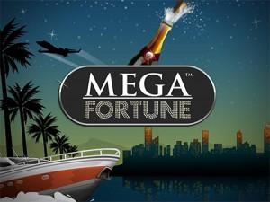 €5.3 Million Mega Fortune Jackpot Hit