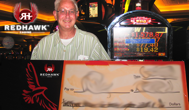 5 Jackpots Hit in Three Days at Red Hawk Casino