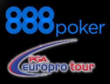 888 Poker to Continue Sponsorship of PGA EuroPro Tour