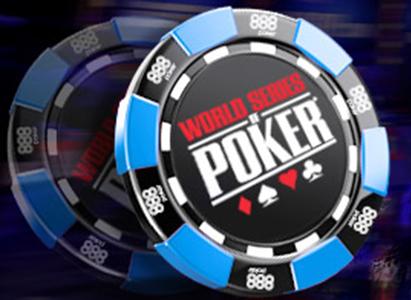 888 Poker to Sponsor WSOP