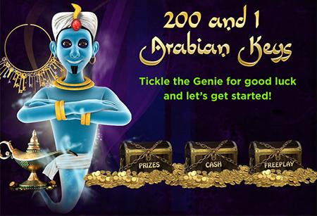 888casino Launches Millionaire Genie Promotion