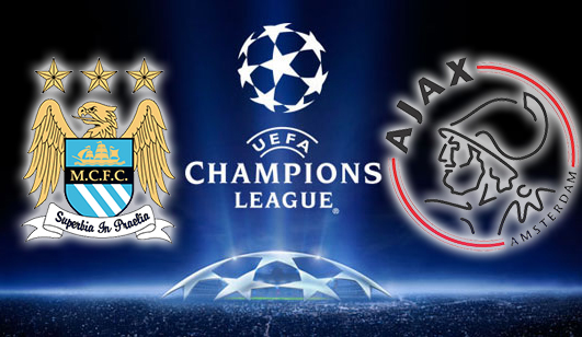 Ajax At 106 13 Odds Against Manchester City