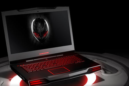 Alienware 18 Gaming Laptop Revealed at Gitex Shopper 2013
