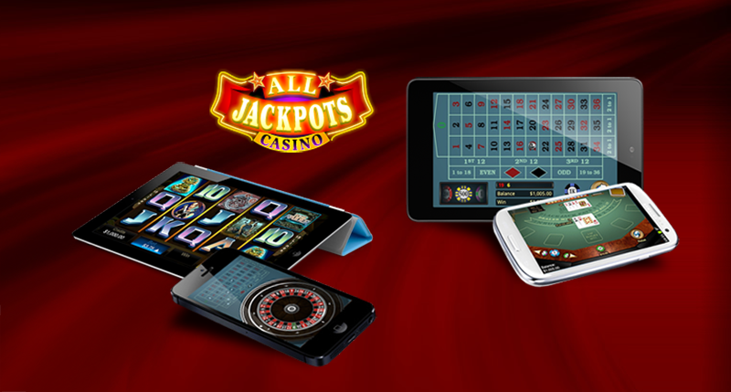 All Jackpots Launches Mobile Casino