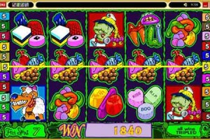 All Slots Casino has released two new HD slot games for its mobile platform ahead of Halloween.