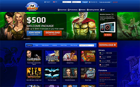 All Slots Casino Reveals New Look