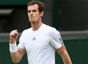 Andy Murray on Track to Wimbledon Final