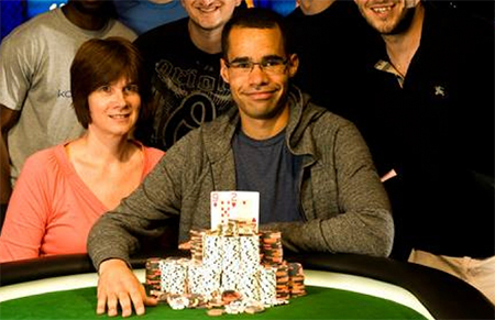 Anthony Gregg Wins One Drop High Roller Event