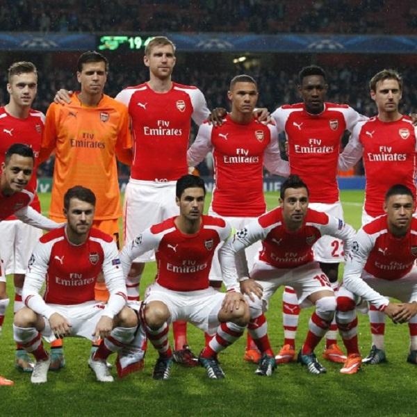 Arsene Wenger Names Top Ten Arsenal Strikers