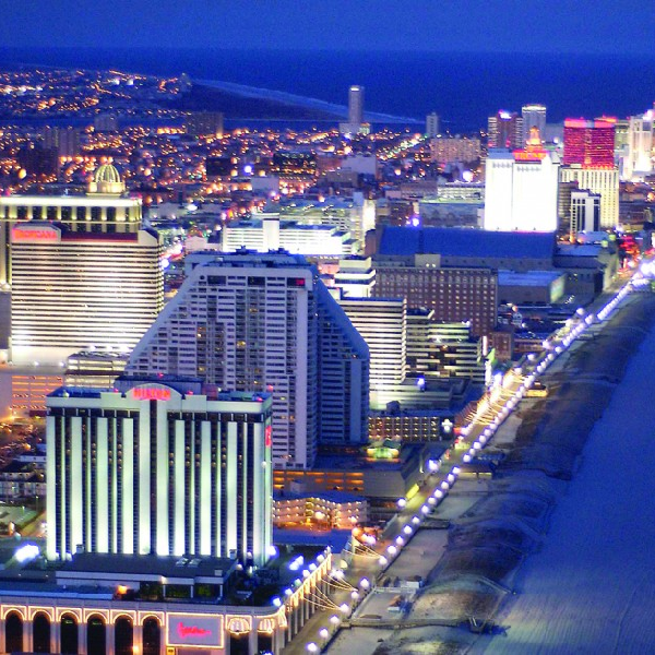 Atlantic City Casinos Report Significant Revenues Rises