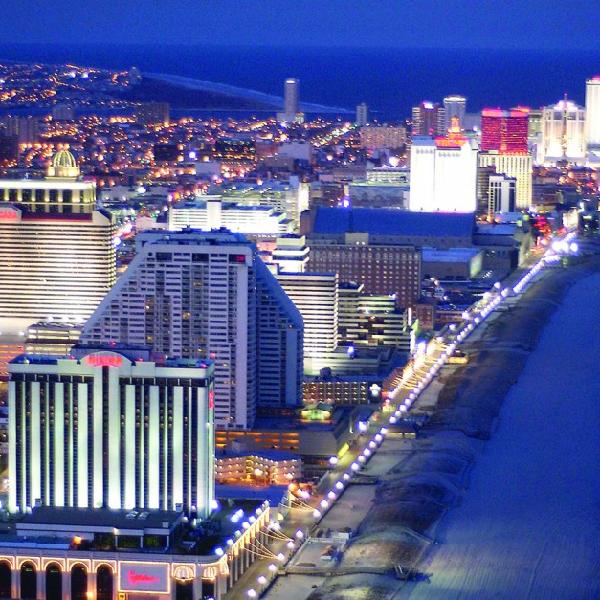 Atlantic City Casinos Enjoy Strong Revenue Growth