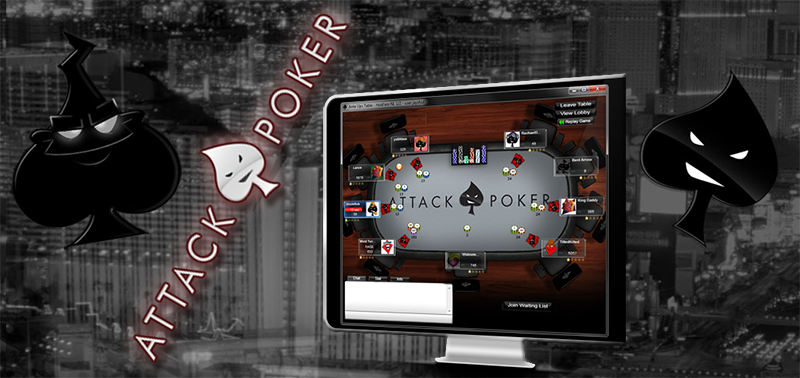 Attack Poker Launched for Mobile