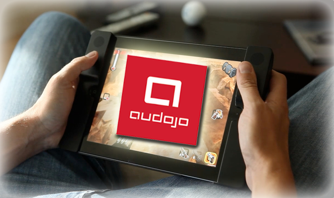 Audojo- A Precision Controller for iPad