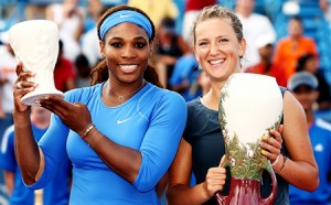 Azarenka Beats World No 1 To Claim Cincinnati Title
