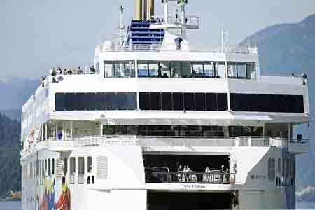 BC Ferries Eyes Gambling as a Source of Revenue