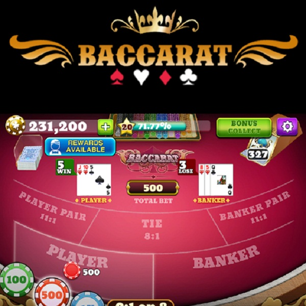 Baccarat 888 Vegas Free Now Available in Google Play
