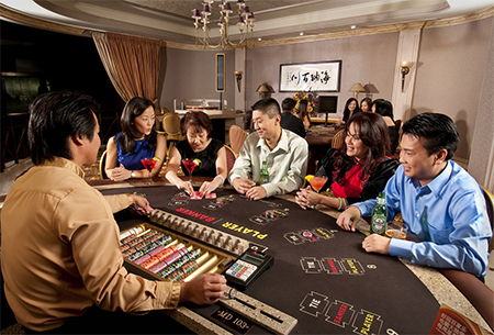 Baccarat Changes the Game in Macao