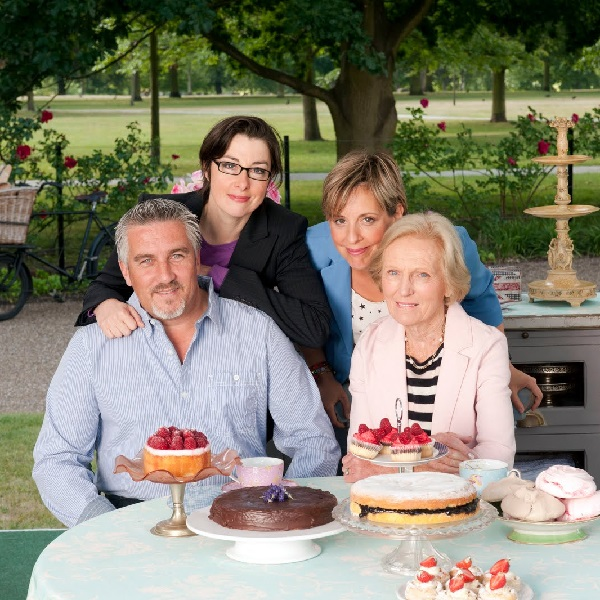 Ladbrokes Suspends Betting on Great British Bake Off