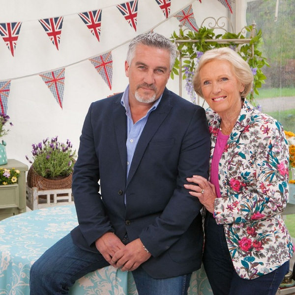 Betting on The Great British Bake Off's Next Presenter