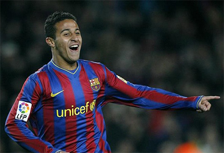 Barcelona Wants All Their Players to Themselves and Also Add Thiago