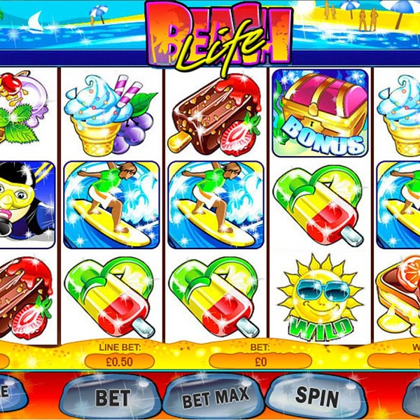 Beach Life Slots at Bet365 Climbs to $2.9M