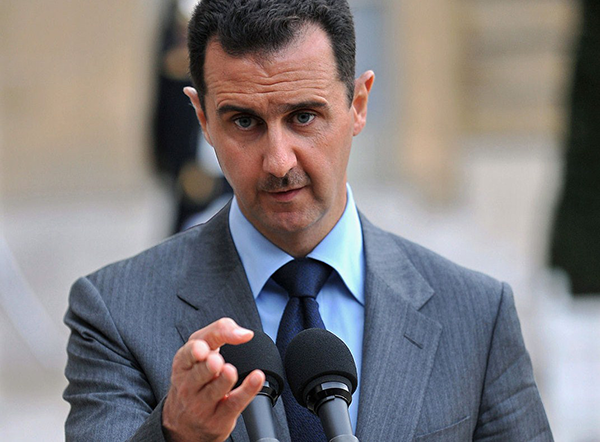 Bet on the Fall of the Syrian Regime