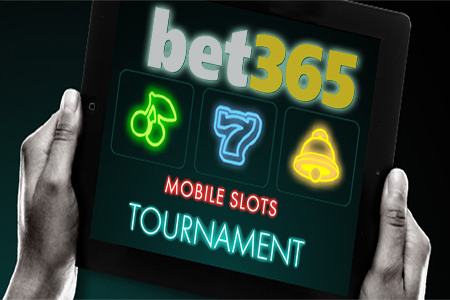 Bet365 Mobile Launch Mobile Slots Tournament