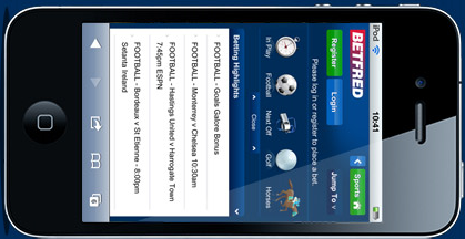 Betfred Launches Mobile Sportsbook