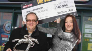 Betfred Staff Win £100,000 William Hill